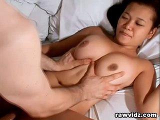 Busty Asian Angel Wet Sex